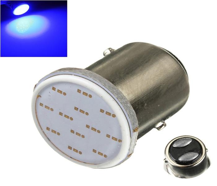1157 BAY15D 12 SMD LED COB White/Red/Blue  Car Auto Brake Parking Lights Lamp Bulb DC12V Super Bright High Quality