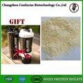 New Sports Nutrition Whey Protein Isolate Pó 90% com Shaker Para A Proteína Em Pó garrafa de Água 500g Frete Grátis