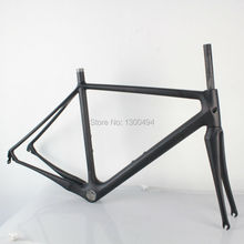 Carbon Road Frame New Hot Sail  Pretty design Including fork KQ-RB98 UD Matte Finish Factory Outlets