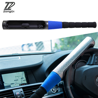 ZD Automobiles Anti Theft Car Steering Wheel Lock For Jeep Renegade Wrangler Skoda Octavia A7 2 Rapid Fabia Yeti Opel Astra H J