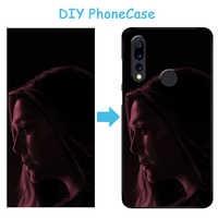 Für Umidigi A5 Pro UMIDIGI X fall Personifizierte Telefon Zurück Abdeckung Bunte Muster DIY Unterstützung Telefon Fall Nach Gemusterten