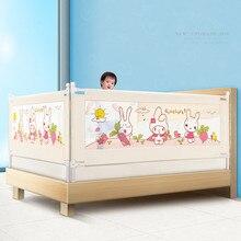 2018 Baby Bed Fence child Barrier Security Fencing for Children Guardrail Safe Kids playpen