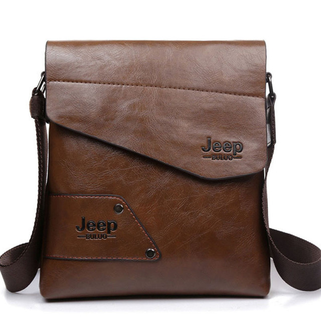 Promotions Pu Leather Bag Mens Shoulder Italian Messenger Brand Bags Free Shipping