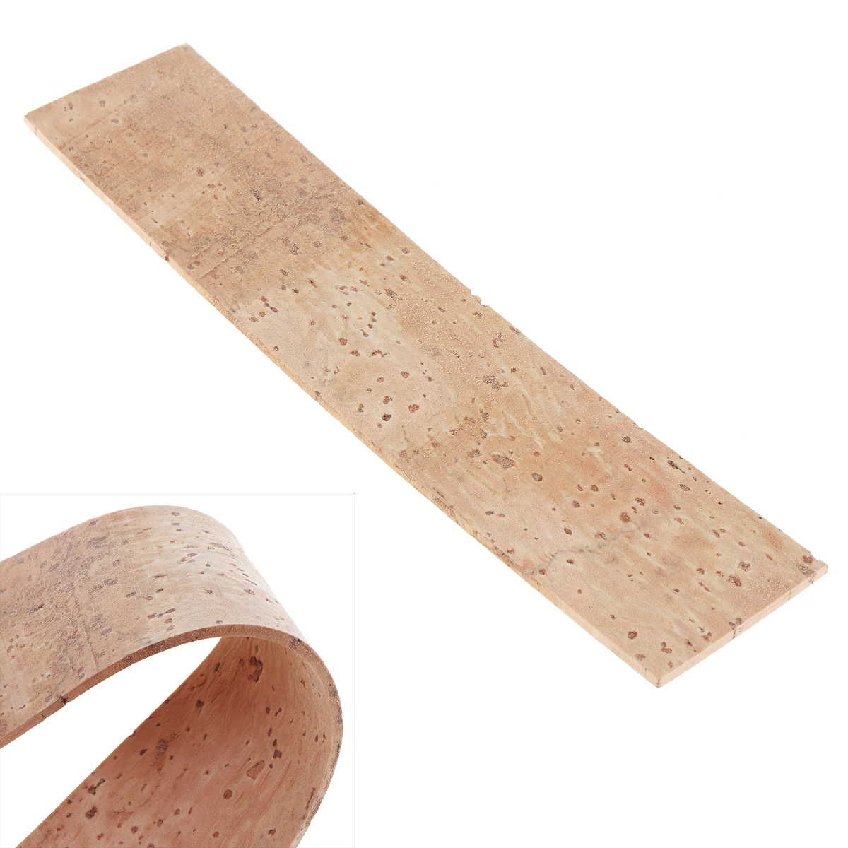 New 135 X 30mm Natural Cork Bassoon Mouth Neck Tube Woodwind Instrument Repair Accessories
