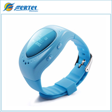 HOT Original A6 GPS Tracker Watch for Kids Children Smart Watch with SOS Button GSM Phone Support Android&IOS Anti Lost