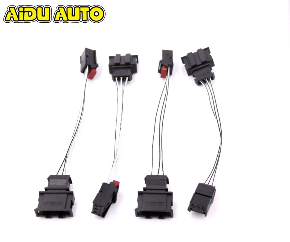 For VW Golf R20 LED Taillight special adapter harness Harness cable wire