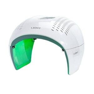 Image 3 - 7 צבע PDT LED פוטון אור מנורת טיפול פנים גוף יופי ספא PDT מסכת עור להדק התחדשות קמטים מסיר אקנה מכשיר