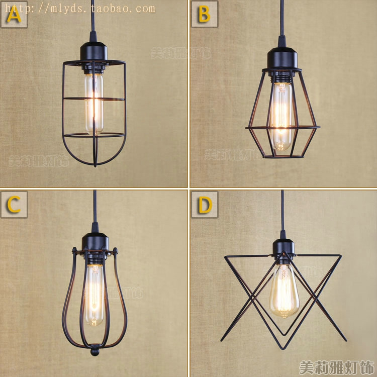 Vintage Pendant Lights Loft Pendant Lamp Retro Hanging Lamp Lampshade For Restaurant /Bar/Coffee Shop Home Lighting Luminarias loft style vintage pendant lamp iron industrial retro pendant lamps restaurant bar counter hanging chandeliers cafe room