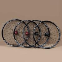 Super Good Bike Wheelset MTB Mountain Bike 26 27.5 29er 32H Disc Brake 11 Speed 4 Bearings Bicycle Wheels Bike Part
