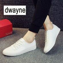 2018 Hot Summer Sale Novos Homens Casual Sapatos Baixos Confortáveis Lace-up Mocassins Brancos Sapatos Tenis Masculino Adulto Masculino