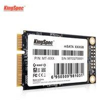 KingSpec-unidad de estado sólido para ordenador de escritorio, unidad HD de 64GB, MT-128, mSATA, SSD, 512GB, 1TB, Mini mSATA, 256GB, superventas