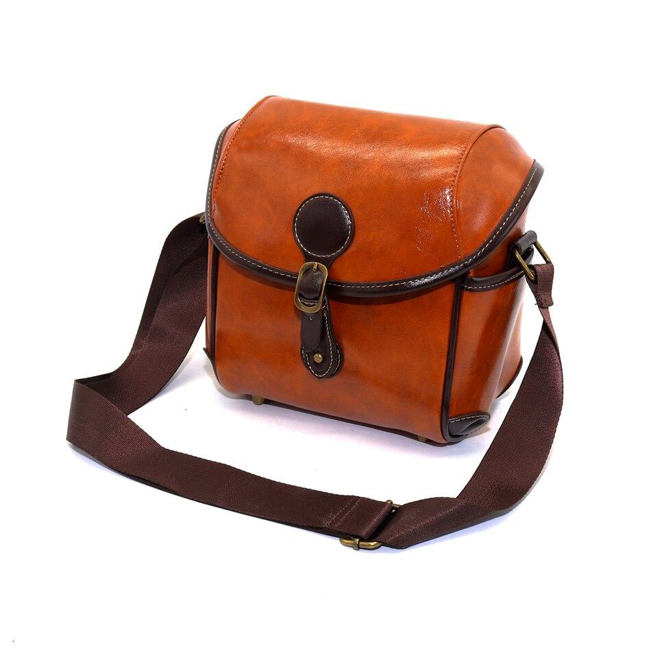 Retro Camera Case Shoulder Bag For Olympus PEN E-M10 PEN-F E-PL8 E-PL7-PL6 E-PL5 E-PL3 E-PL2 E-PL1 E-P5 E-P3 E-P2 E-P1 E-E-4 E-3 e