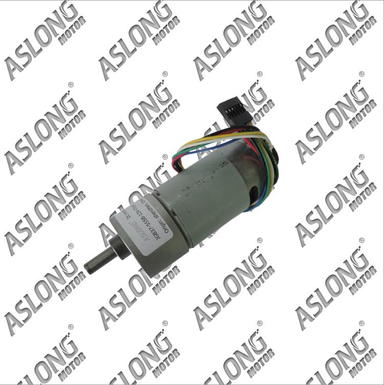 DC12V ASLONG JGB37-555 DC gear motor power tools / mechanical equipment / DIY accessoriesDC12V ASLONG JGB37-555 DC gear motor power tools / mechanical equipment / DIY accessories