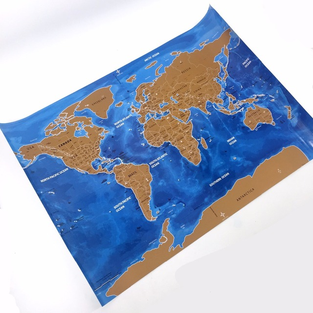 Drop shipping scrape the world map national flag map for home decor drop shipping scrape the world map national flag map for home decor wall art craft vintage gumiabroncs Images