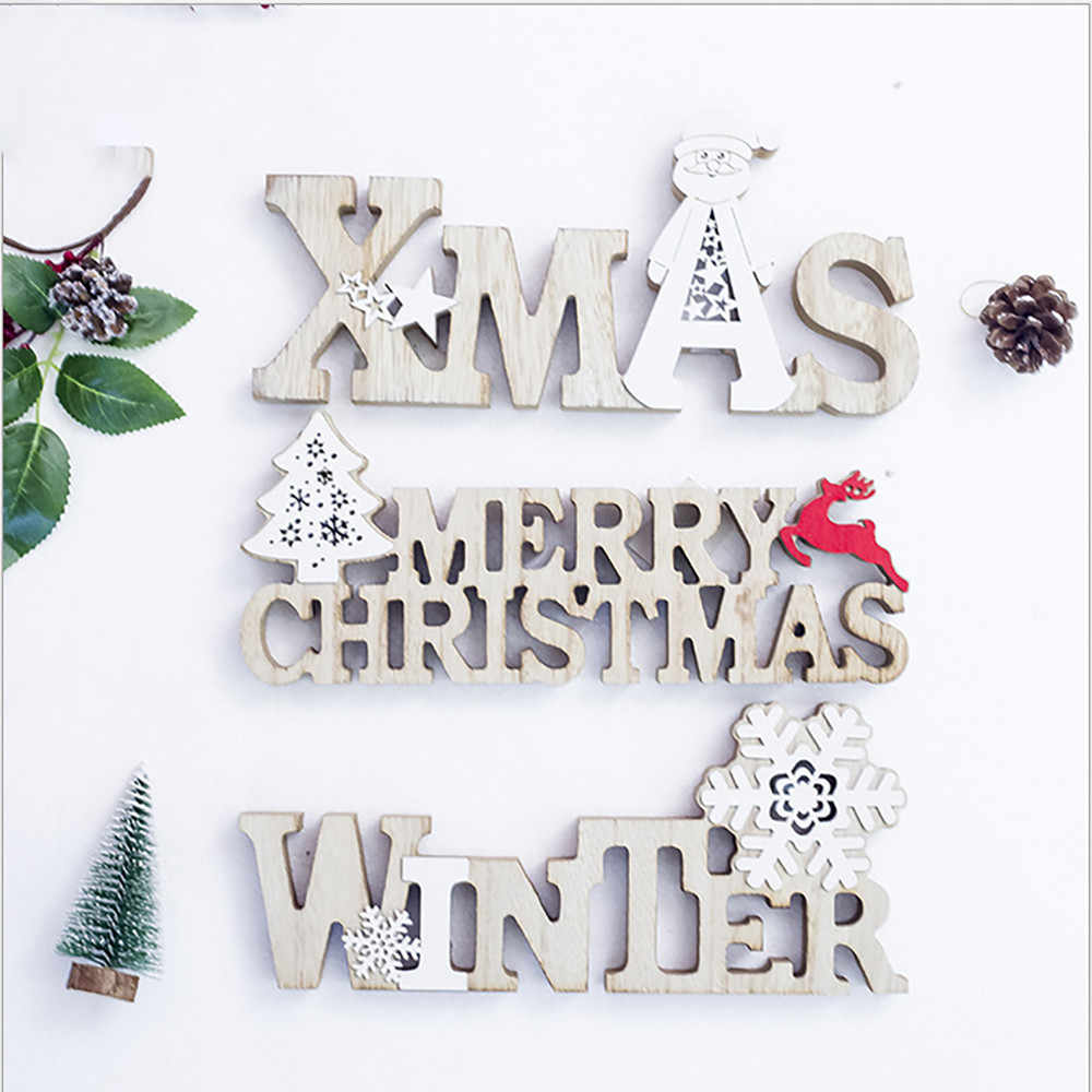 Detail Feedback Questions About Merry Christmas Letter Decorations