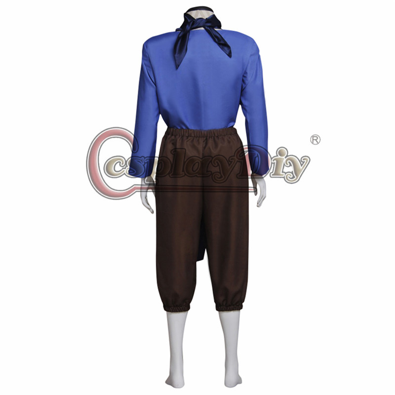 Fire Emblem Fates Takumi Cosplay Costume Adult Uniform Halloween Carnival Suit