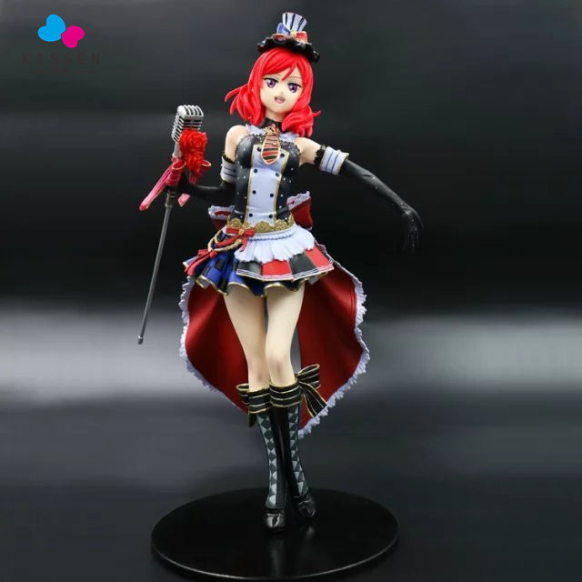ФОТО Kissen 29cm Anime Love Live! School Idol Festival Nishikino Maki Sexy Action Figure PVC Collection Model Toys