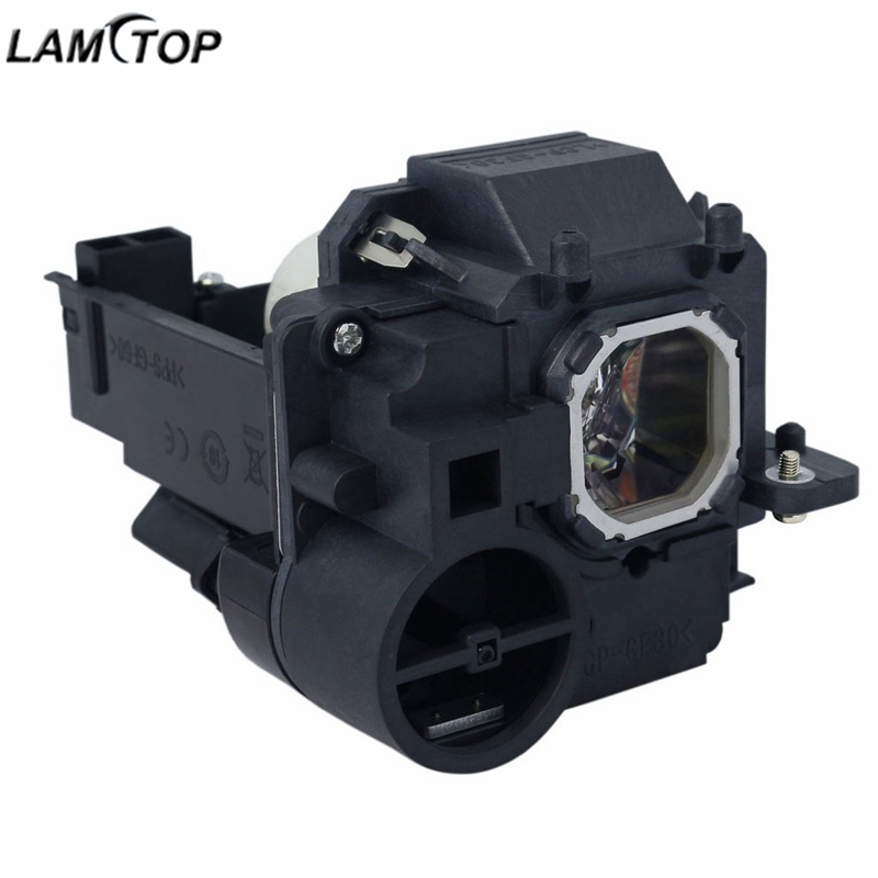 LAMTOP projectorl bulb lamp With housing NP32LP FOR NP-UM301W/NP-UM301W lamtop original lamp with housing cage dt01022 for ed x24