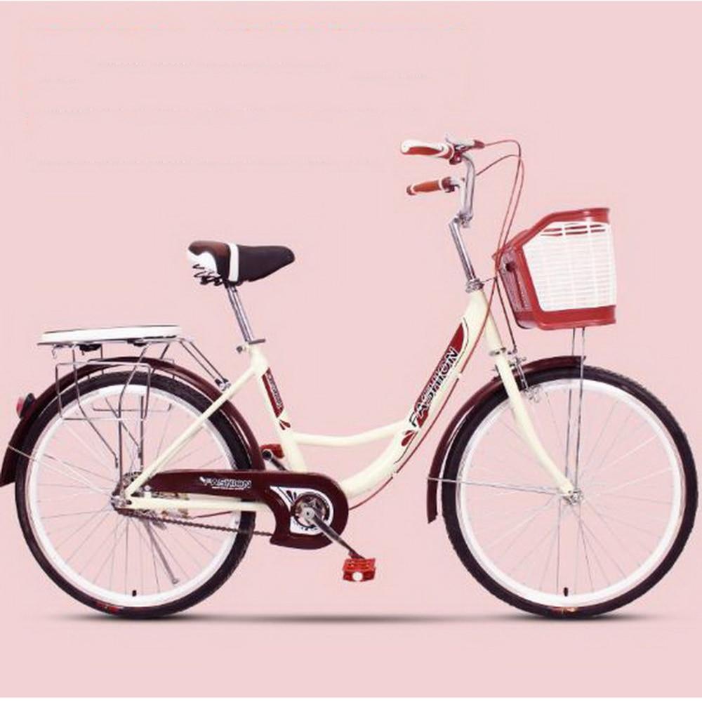 161003/велосипед/Взрослых Велоспорт/Общие пригородных Voyage велосипед, ходьба/24/26 дюймов студент Для женщин Для мужчин леди велосипед