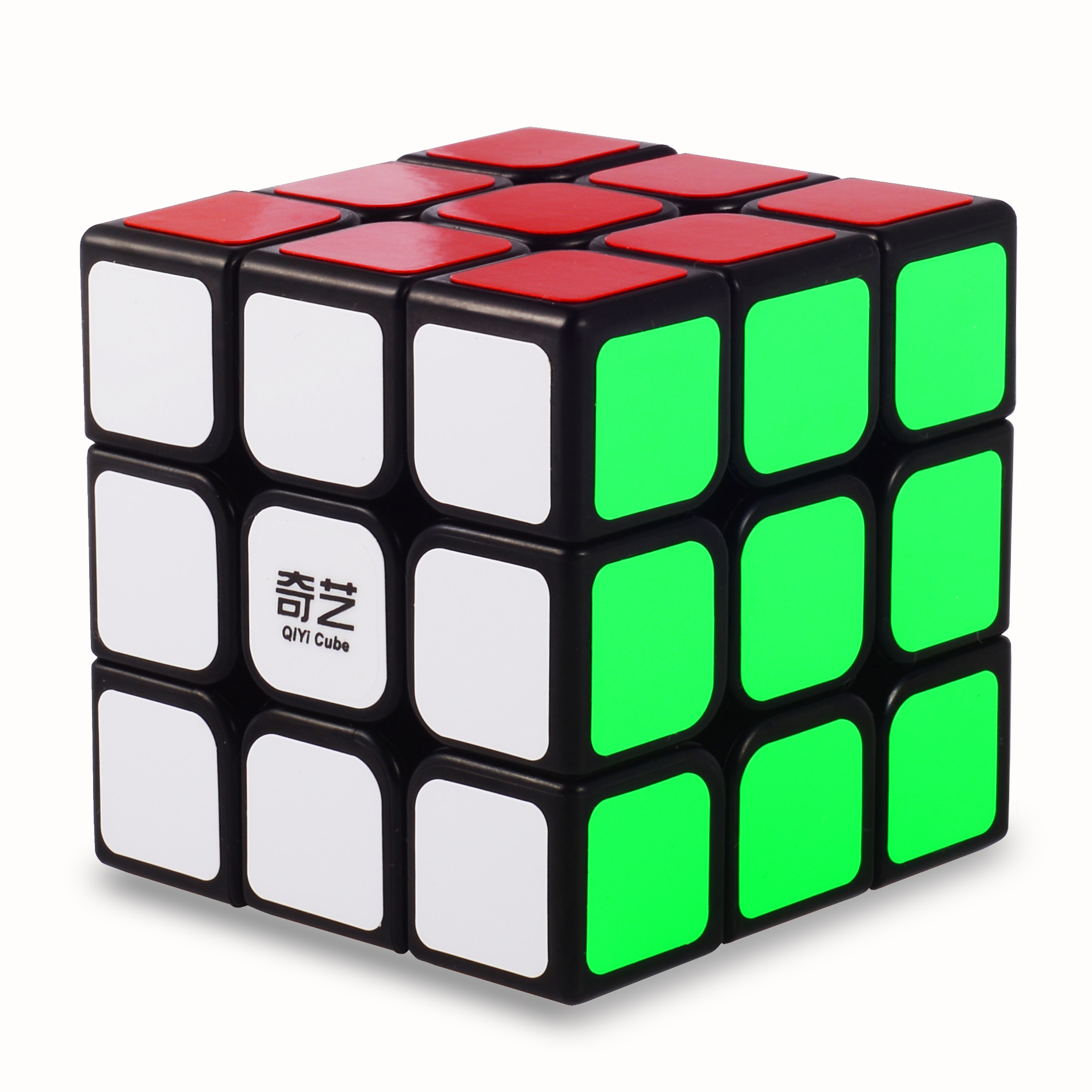 Qiyi Magic Cube Classic Toys 3x3x3 Sticker Block Speed Cube Colorful Learning Educational Puzzle Cubo Magico Toys Cube