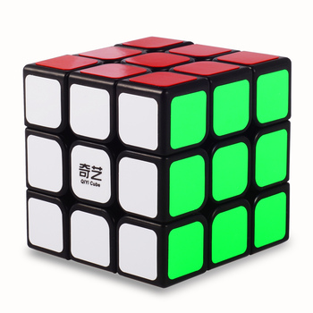 Qiyi Magic Cube Classic Toys 3x3x3 Sticker Block Speed Colorful Learning Educational Puzzle Cubo Magico - discount item  35% OFF Games And Puzzles