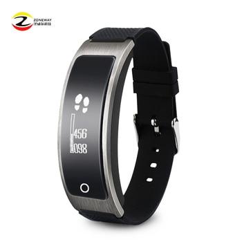 NEW bracelet I8 Smart Bracelet Heart Rate Sports Bracelet Blood Pressure Oxygen Dynamic Monitoring Sleep Step Waterproof Curve