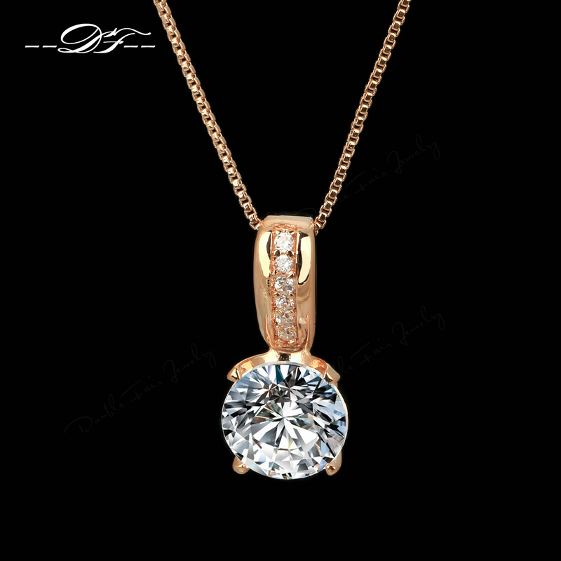 Million Charms 14k Yellow Gold with White CZ Accented Heart Charm Pendant 19mm x 21mm