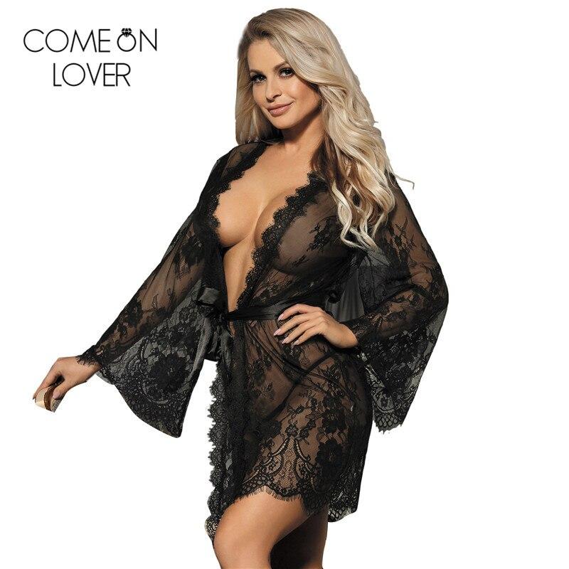 Candiway Sexy Dessous Frauen Babydoll Transparent Exotischen Kleid Kleider Sexy Unterwäsche Nachthemd Schlafanzug Chemises Netz Kleid Online Rabatt Exotische Damenbekleidung