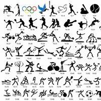 [Vente chaude] 100 Modèles-[Sport] Airbrush Body Art Tattoo Stencil modèle LIVRE 15