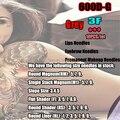 Серый 600D-G 3 плоским татуировки иглы стерилизованные иглы татуировки перманентный макияж бровей иглы для татуировки модерн контур