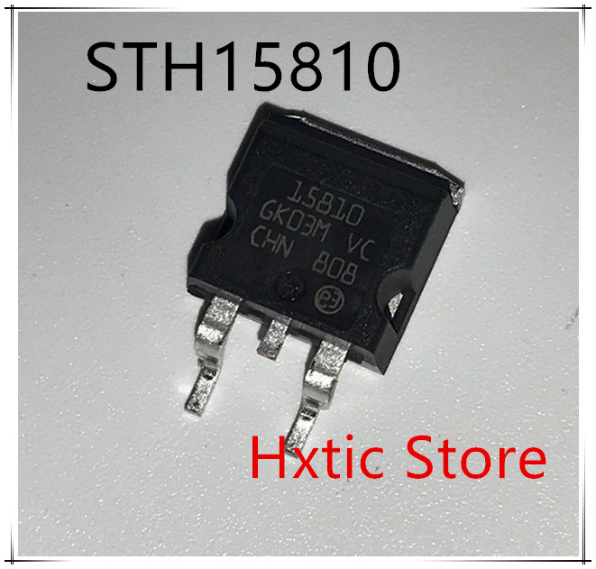 10pcs/lot STH15810 15810 TO263 IC