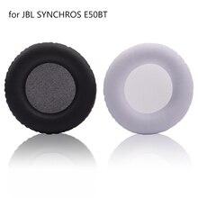 цена на New Memory Foam Earpads Cushions Cover Ear Pads for JBL SYNCHROS E50BT E50 BT 50BT Wireless Headset Sponge Headphones Part