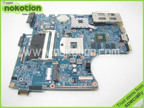 carte mere ordinateur portable ộ_ộ ༽NOKOTION 598668 001 Carte Mère D'ordinateur Portable pour HP
