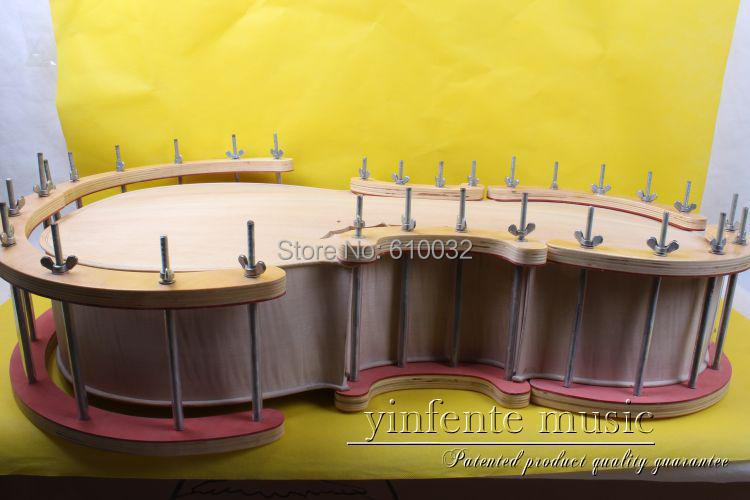 ФОТО Cello Guitar Tool Top Back Clamp Wood Durable