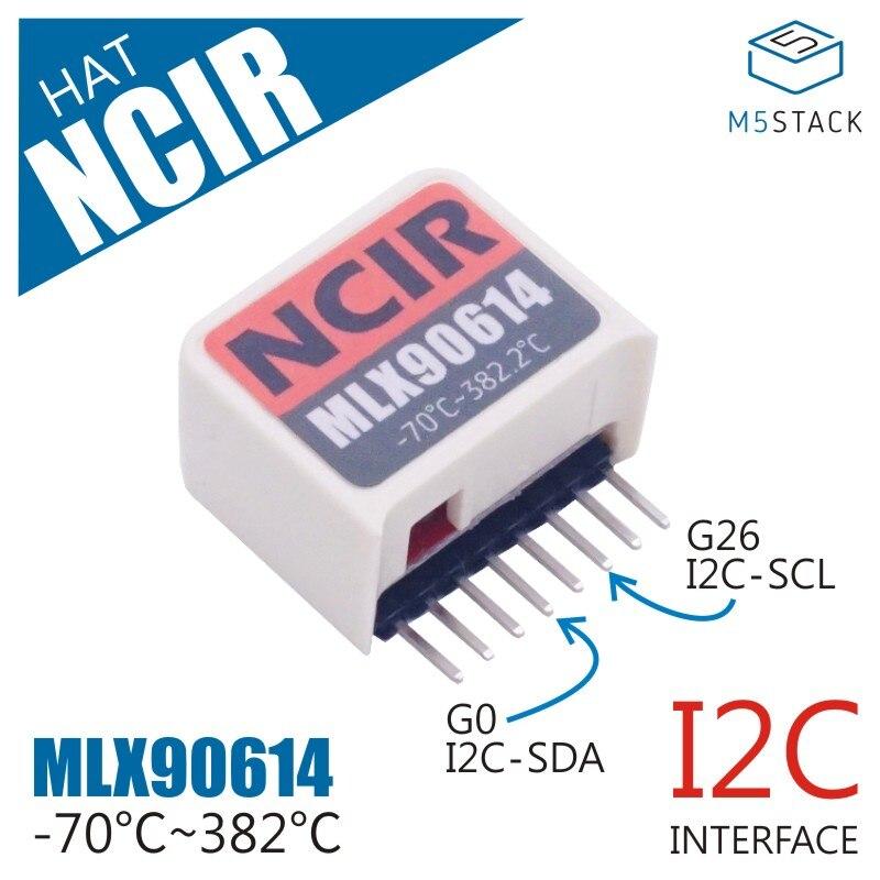 M5StickC ESP32Mini IoT Development Board Finger Computer Compatible NCIR HAT(MLX90614)