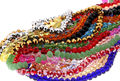 72Pcs Fashion Mixed Faceted Crystal Rondelle Spacer Bead Necklace Bracelet DIY Accessories Jewelry Making 8mm