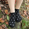 1 Pair New Brand Fashion Girl Female Lady Socks Candy Color Bamboo Women's Cotton Socks