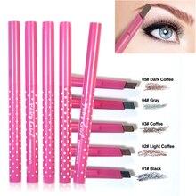 Waterproof Longlasting permanent eyebrow pencil Eye Brow Liner Powder eye liner shadow eyebrow enhancer Makeup Tools