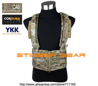 TMC Sniper Light Chest Rack Multicam MOLLE Chest Rig+Free shipping(SKU12050831)