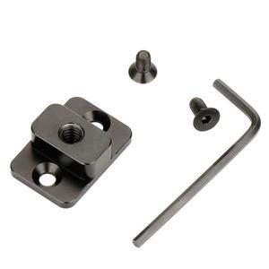 Image 5 - Di montaggio per Dji Ronin 4 S Accessori Maniglia M4 a 1/4 3/4 Adattatore Per Vite Per smallrig Monitor Braccio di Prolunga Per Fuji vesa sc Guerrieri