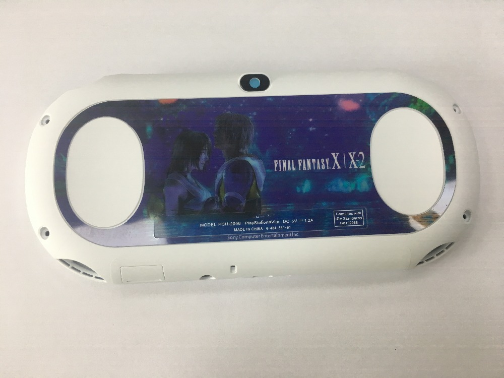 For PSVITA PS VITA 2000 Console Back Cover With Touch Panel Limited Version