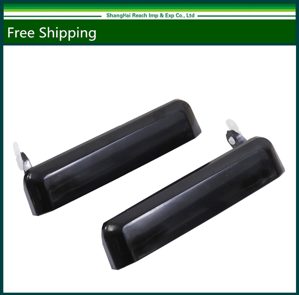 E2c pair outside exterior door handle for nissan pickup pathfinder d21 sentra 720 left right oe