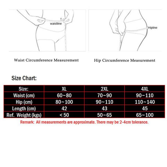 Hot Sale Knee-Length Summer Short Leggings Under Skirts For Women Made of Comfortable Lightweight Bamboo Fabric 3 Sizes