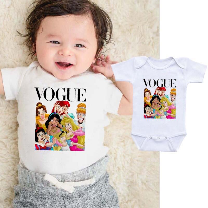 DERMSPE Newborn Baby Boys Girls Loose LovelyShort Sleeve Print Cartoon Cotton Romper Jumpsuit Baby Clothes White Hot Sales