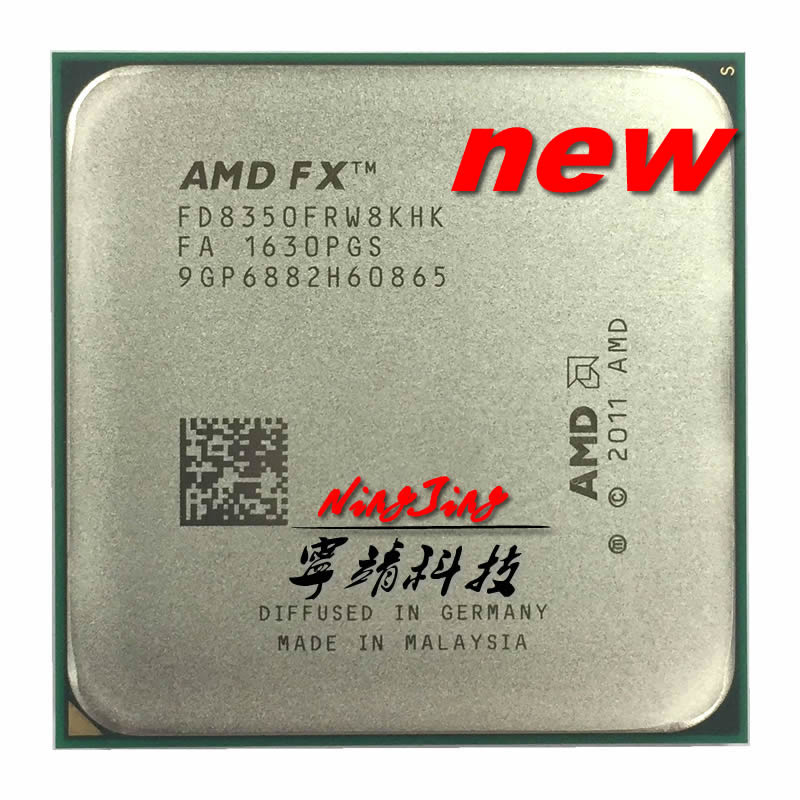 US $79 99 |AMD FX Series FX 8350 FX 8350 4 0G 125W Eight Core CPU Processor  FD8350FRW8KHK Socket AM3+ FX 8350 CPU-in CPUs from Computer & Office on