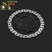 Motorcycle Front Brake Disc Rotor For KAWASAKI Ninja 250 2008 2012 08 09 10 11 12