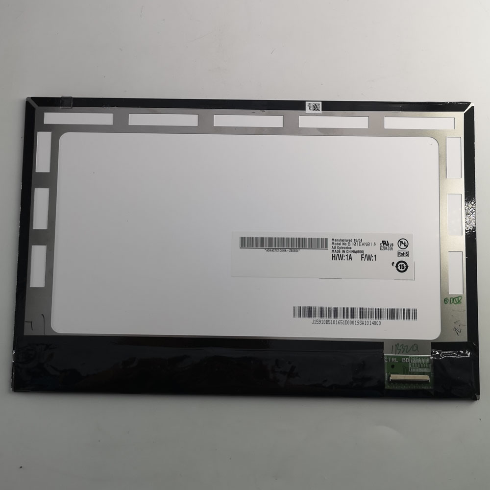 10.1 Inch B101EAN01.5 LCD Display  Resolution 1280X800 Tablet PC Display Panel Screen Monitor Module