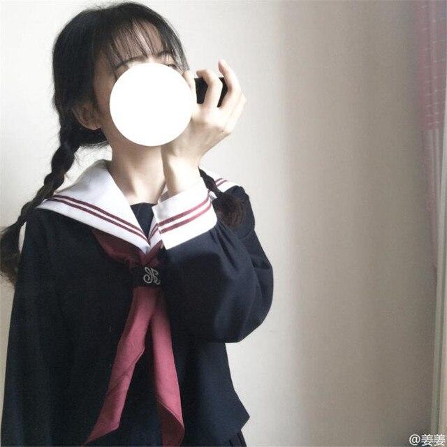 Японская школьная форма модель 5 4