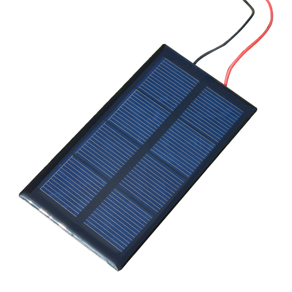 Other Consumer Electronics Home & Garden 2 Volt 500ma Solar Panel For SmaĹl Motor.diy Solar Ventilator Etc Cheapest Price From Our Site