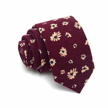 High Quality Fashion 145*8cm Mens Neck Tie Floral Wedding Business Ties Male Costume Accessories Skinny Tie FR18681 - DISCOUNT ITEM  0% OFF All Category